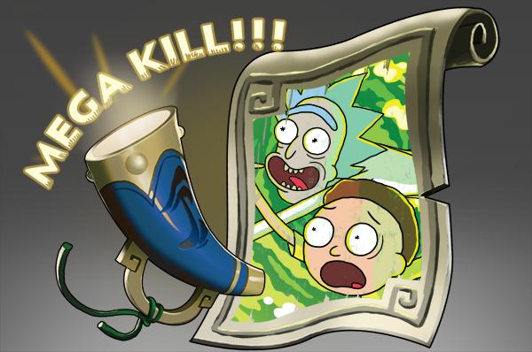 Мега-убийства: Рик и Морти