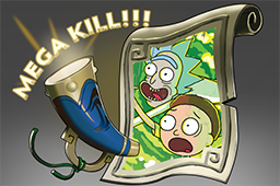Mega-Kills: Rick and Morty