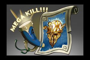 Auspicious Mega Kills Trine