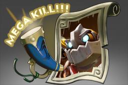 Auspicious Mega-Kills: Clockwerk