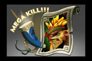 Mega Kills Bristleback