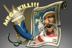 Мега-убийства: Капитан пиратов