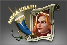 Auspicious Mega-Kills: Lina