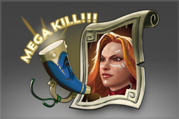Mega-Kills: Lina