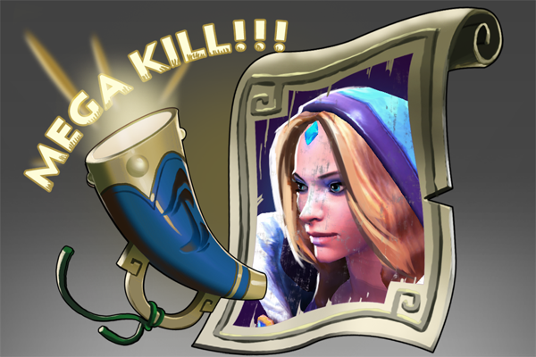 Мега-убийства: Crystal Maiden