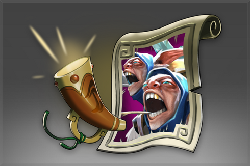 Buy & Sell Meepo Announcer Pack