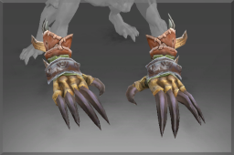 Claws of the Ravenous Fiend