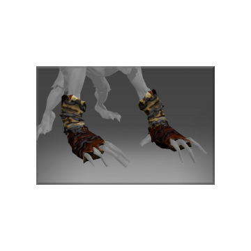 free dota2 item Inscribed Wraps of the Bloody Ripper