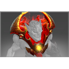Genuine Mulctant Pall of the Crimson Witness
