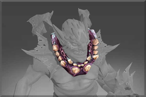 Inscribed Infernal Wings Jaw