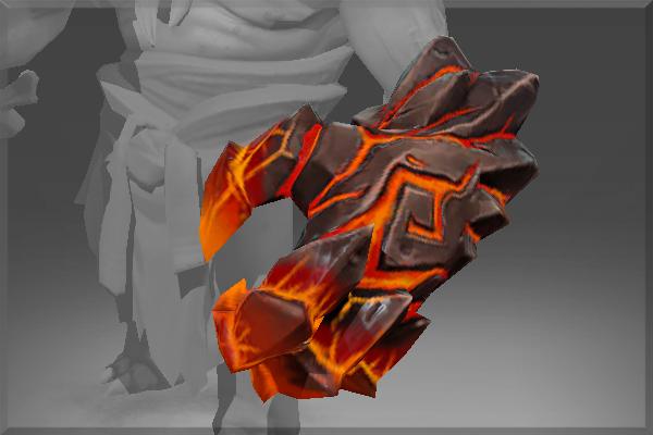 Cursed Hand of Hell's Ambassador