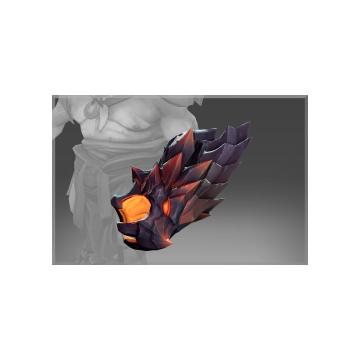 free dota2 item Infused Gauntlet of the Infernal Rambler