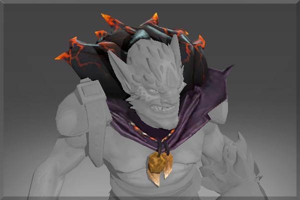 Inscribed Demonic Collar