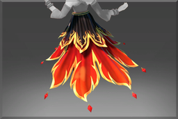 Dress of the Bewitching Flare