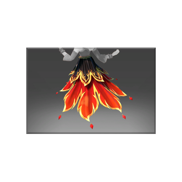 free dota2 item Infused Dress of the Bewitching Flare