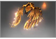 Golden Wyrmwrought Flare