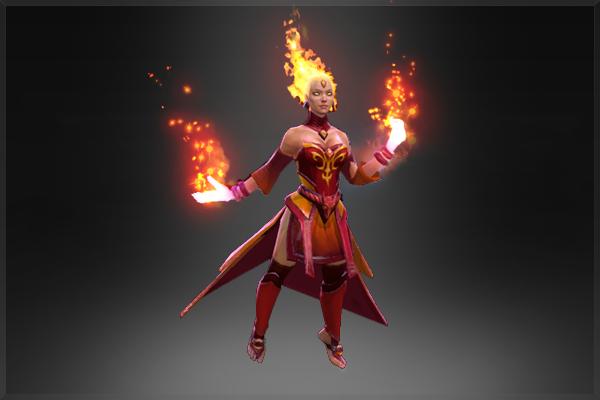 Fiery Soul of the Slayer