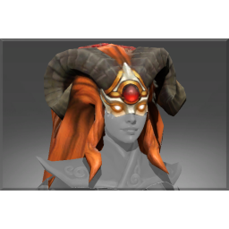 Headress of the Divine Flame