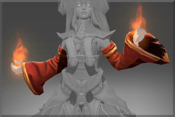 Sleeves of the Divine Flame