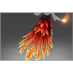Inscribed Skirt of the Fireflight Scion