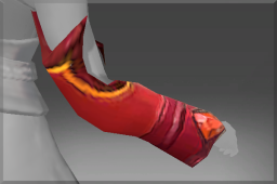 Sleeves of the Charred Bloodline