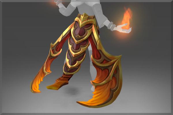 Dress of the Enthaleen Dragon