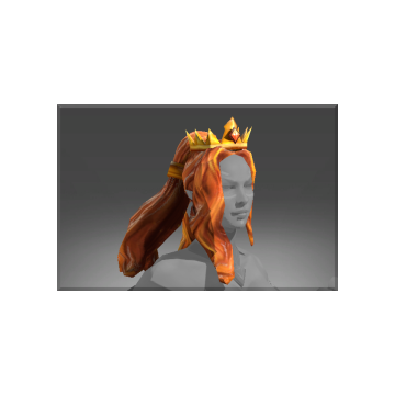 free dota2 item Frozen Tails of the Scorching Princess