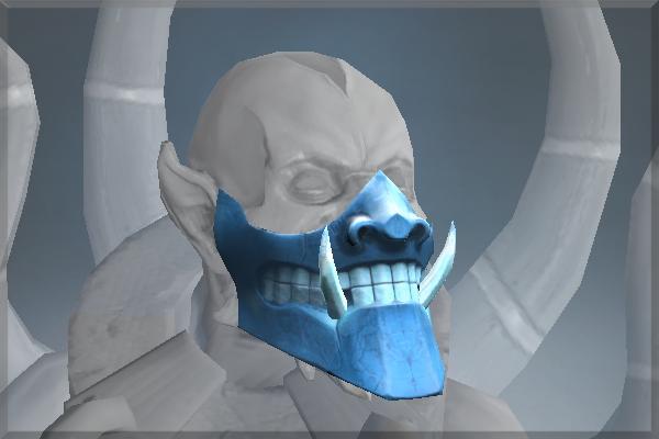 Heroic Frozen Emperor's Demon Mask