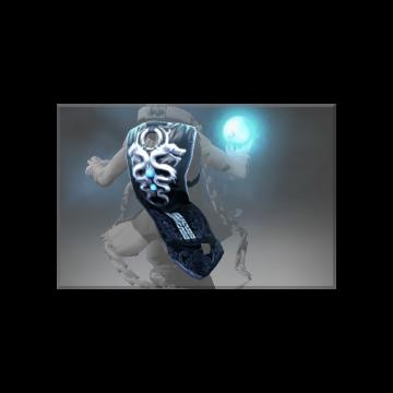 free dota2 item Frozen Emperor's Twin Dragon Cape