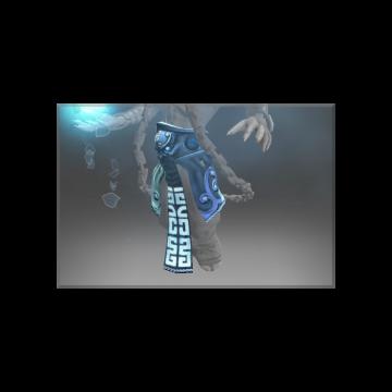 free dota2 item Frozen Emperor's Cursed Belt