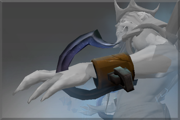 Inscribed Gauntlets of the Frost Lord