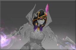 DOTA2 饰品交易-暗匿之鸹头巾