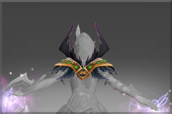 Mantle of the Concealed Raven