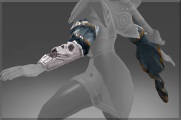 Auspicious Whispering Dead Armor