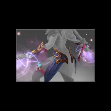 free dota2 item Frozen Redmoon Assassin's Secret Armor