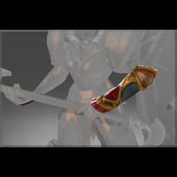 Auspicious Gauntlets of the Equine Emissary