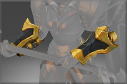 Compendium Arms of the Onyx Crucible Bracers
