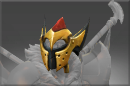Compendium Arms of the Onyx Crucible Helmet
