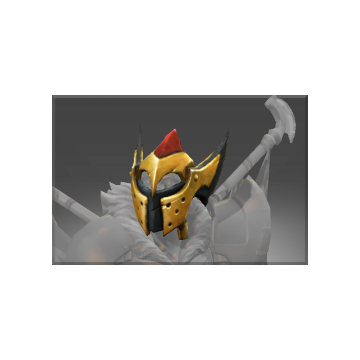 free dota2 item Inscribed Compendium Arms of the Onyx Crucible Helmet