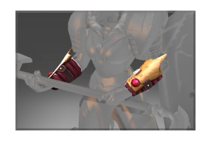 Heroic Armlet Of The Dragon Guard