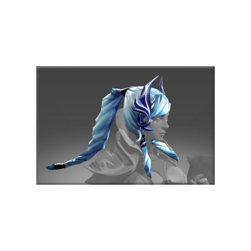 free dota2 item Frozen Style of the Lucent Rider
