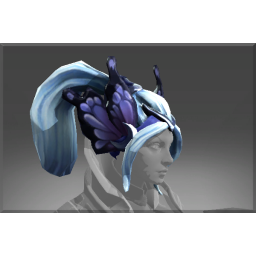 Autographed Headress of the Crescent Moon