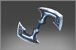 Starrider of the Crescent Steel Glaive