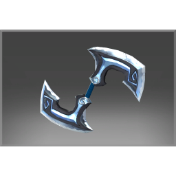 Heroic Starrider of the Crescent Steel Glaive