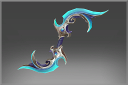 Inscribed Rider's Eclipse Glaive