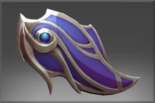Inscribed Rider's Eclipse Shield
