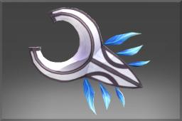Inscribed Umbra Rider Shield
