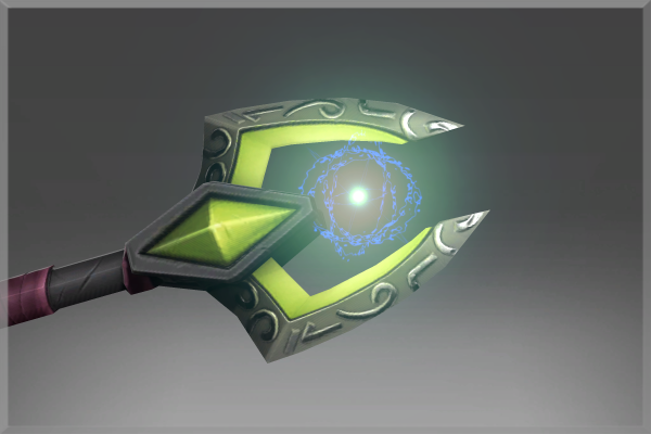 Heroic Mace of the Tentacular Timelord
