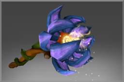 Flower Staff of the Peace-Bringer