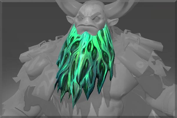 Heroic Wild Moss Beard of the Fungal Lord